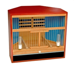 BIRD CAGES - Canary Concert Box [click to enlarge]