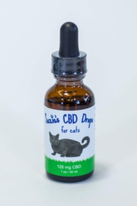 Buy Suzie's Treats, Tinctures & Salve - Suzie's 125 mg Tincture for Cats and Small Dogs [click to enlarge]