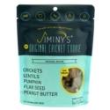 Jiminy's Original Cricket Cookie - Jiminy Original Recipe Cricket Dog Treat-5 oz.