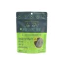 Jiminy's Original Cricket Cookie - Jiminy's Peas & Sweet Potato Recipe (6 Oz) Soft & Chewy, Training Treats