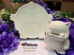 """Discount Party-Pack Ceramics """"To Go"""" - 'Monster Mash' Party Pack"""