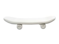 """Individual Ceramics """"To Go"""" - Skateboard [click to enlarge]"""