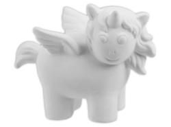 """Individual Ceramics """"To Go"""" - Unicorn"""
