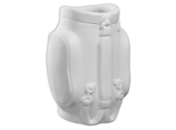 "Individual Ceramics ""To Go"" - Golf Bag Pencil Holder [click to enlarge]"